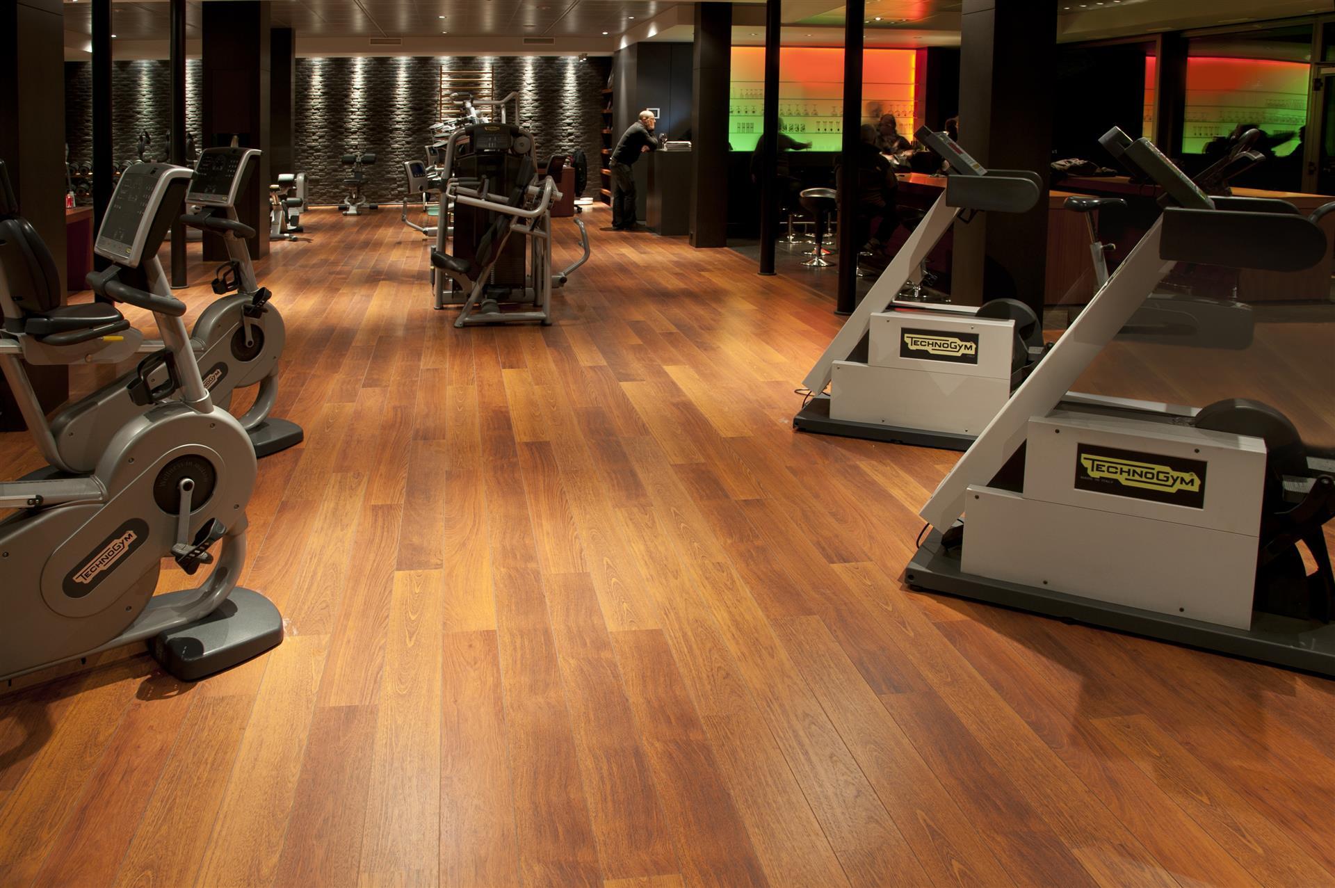 Fitness-toestellen